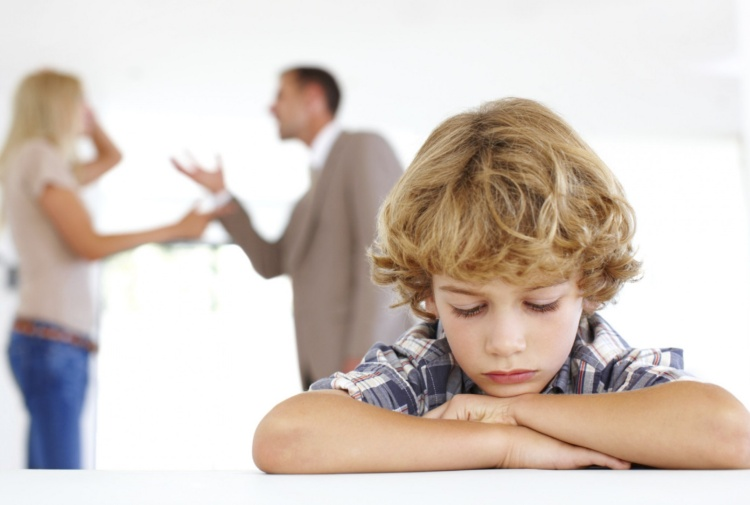 Affidamento dei figli
