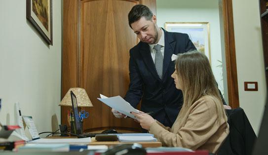 Studio legale diritto civile Roma