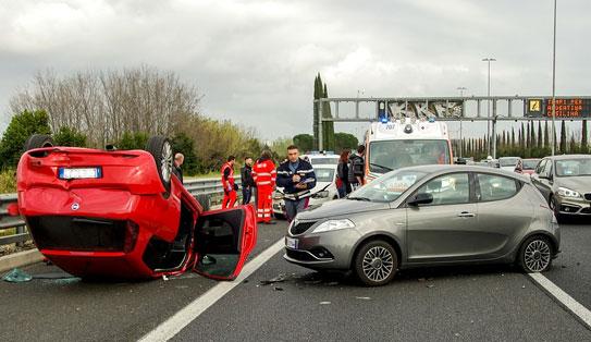Avvocati per incidenti stradali